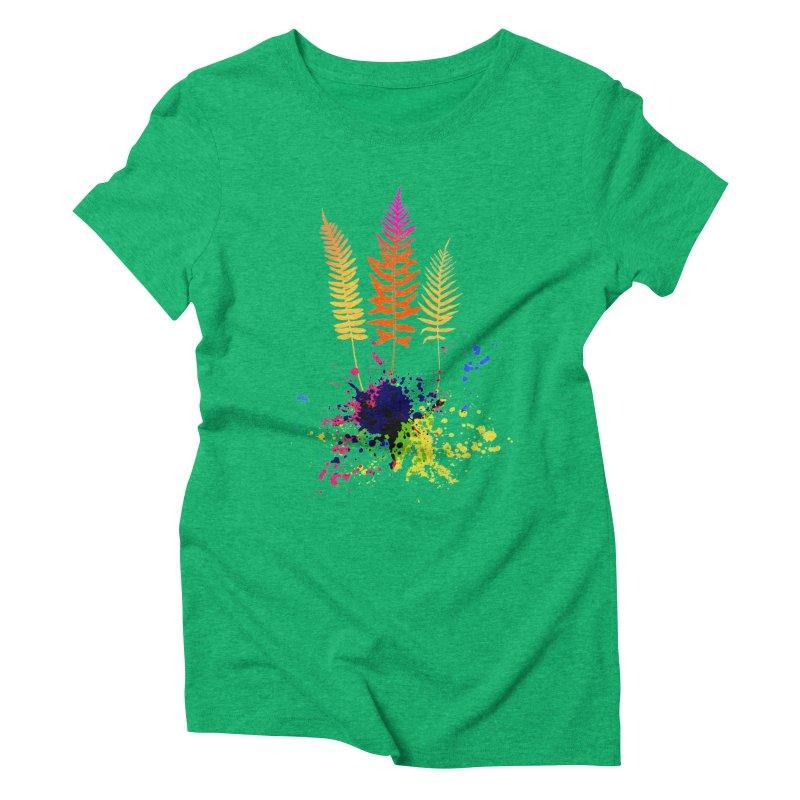 spring-o-rama Women's Triblend T-shirt by sustici's Artist Shop