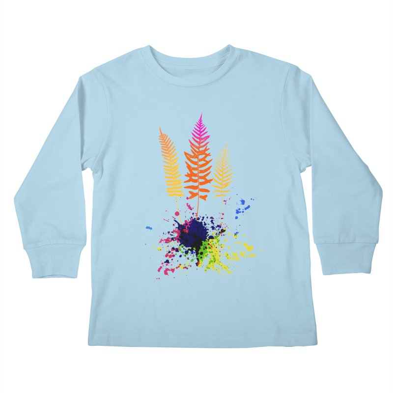 spring-o-rama Kids Longsleeve T-Shirt by sustici's Artist Shop