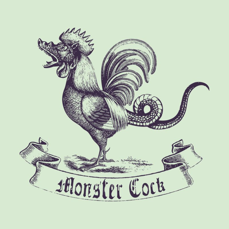 monster cock by sustici's Artist Shop