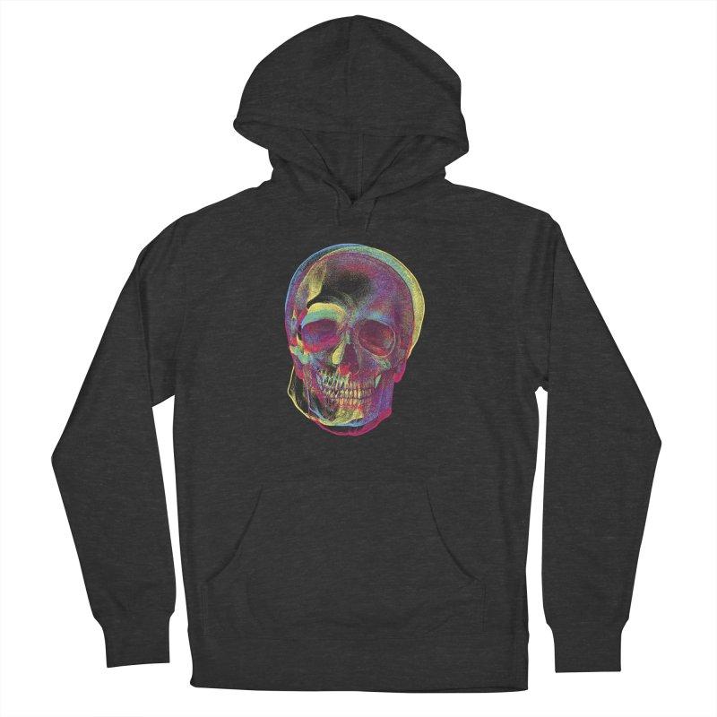 Acid Calavera Men's Pullover Hoody by sustici's Artist Shop