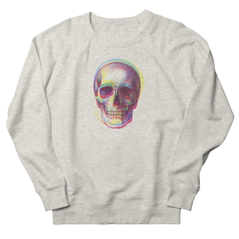 Acid Calavera Women's Sweatshirt by sustici's Artist Shop