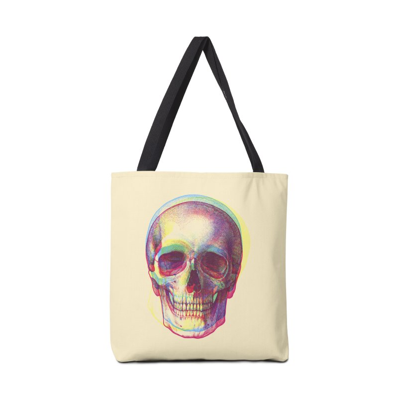 Acid Calavera Accessories Bag by sustici's Artist Shop