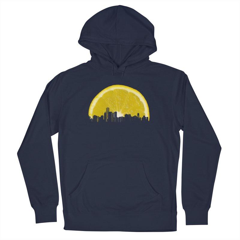 super lemon Men's Pullover Hoody by sustici's Artist Shop