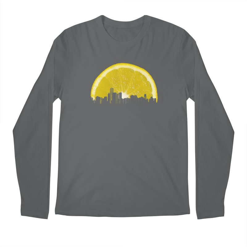 super lemon Men's Longsleeve T-Shirt by sustici's Artist Shop