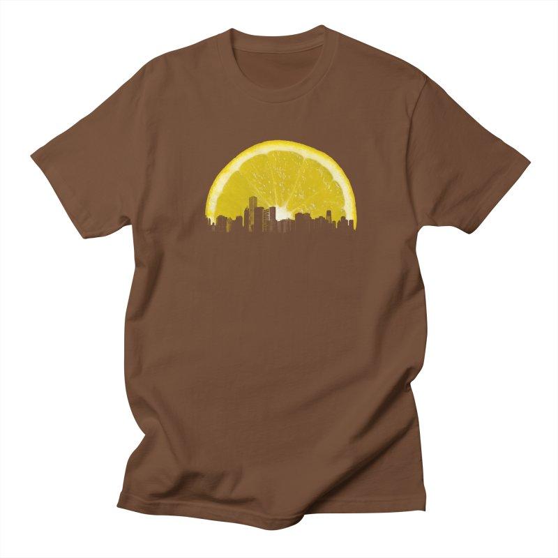 super lemon Women's Unisex T-Shirt by sustici's Artist Shop