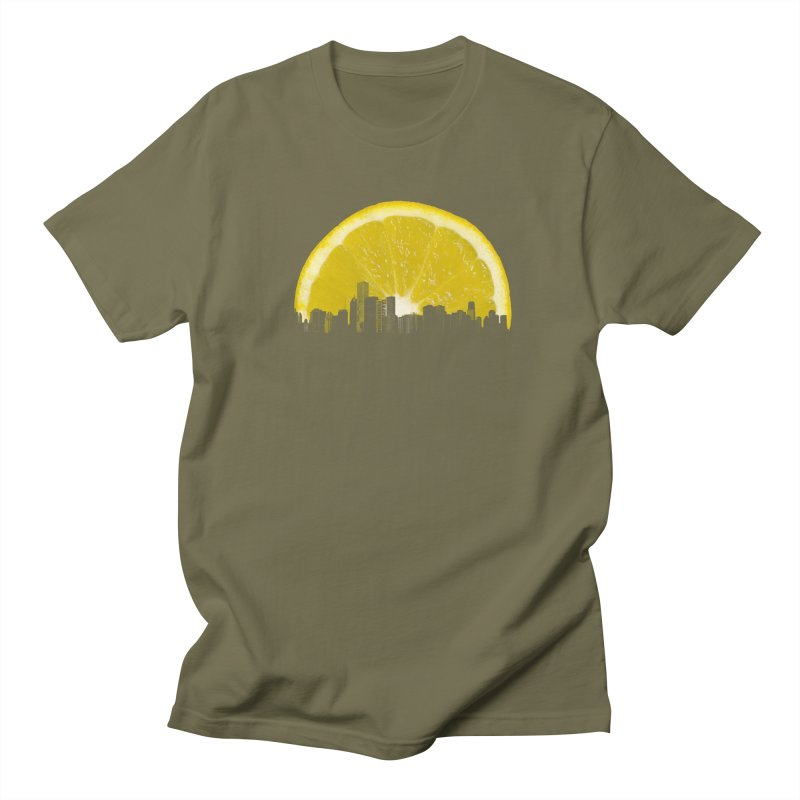 super lemon Men's T-shirt by sustici's Artist Shop