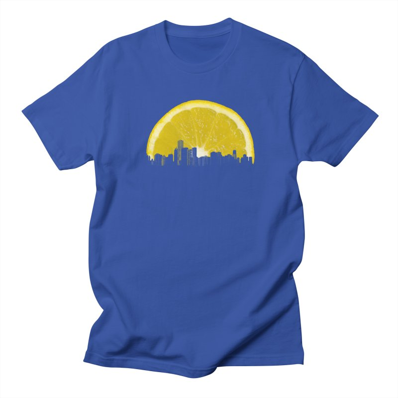super lemon Women's Unisex T-Shirt by sustici's Artist Shop