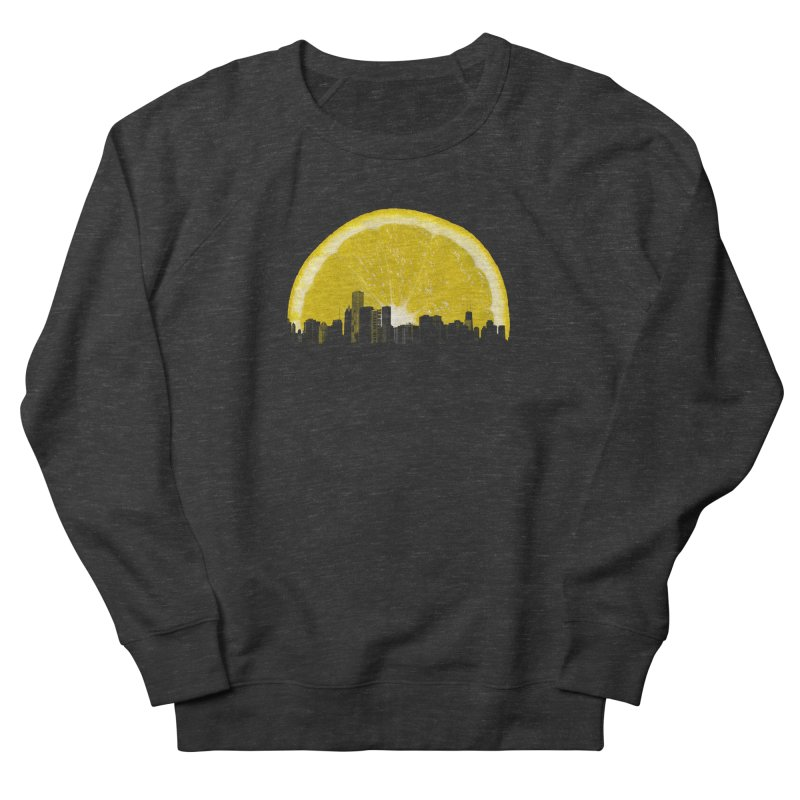 super lemon Women's Sweatshirt by sustici's Artist Shop