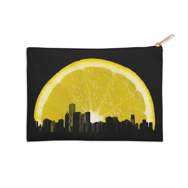 super lemon Accessories Zip Pouch by sustici's Artist Shop
