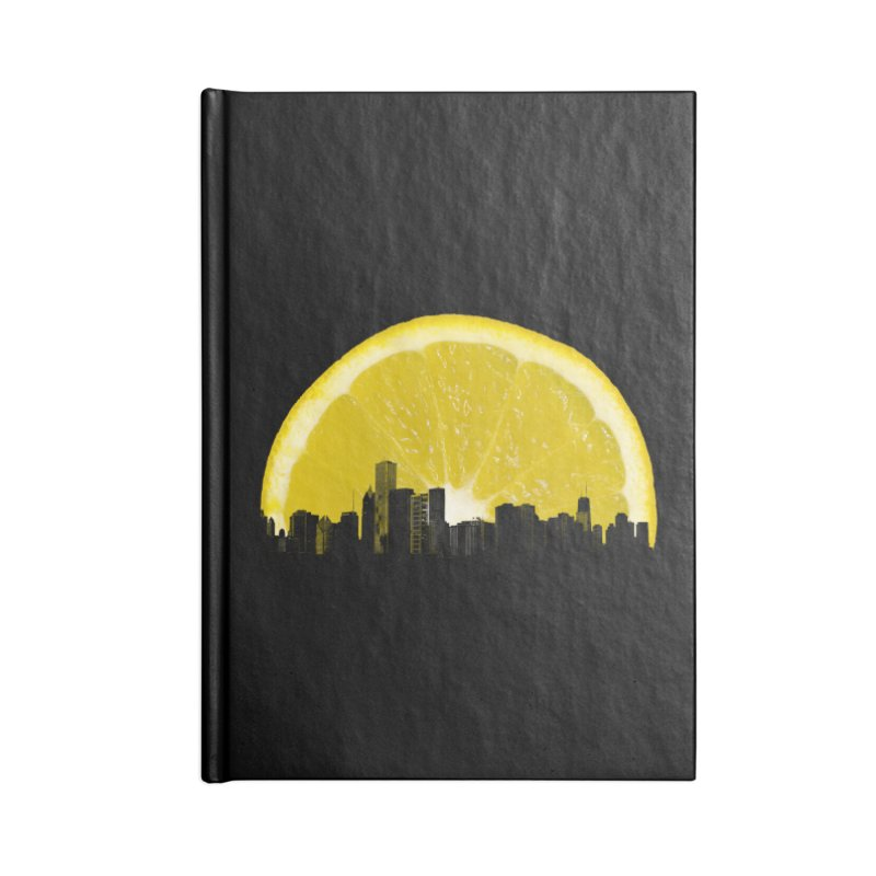 super lemon Accessories Notebook by sustici's Artist Shop