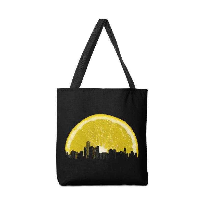 super lemon Accessories Bag by sustici's Artist Shop