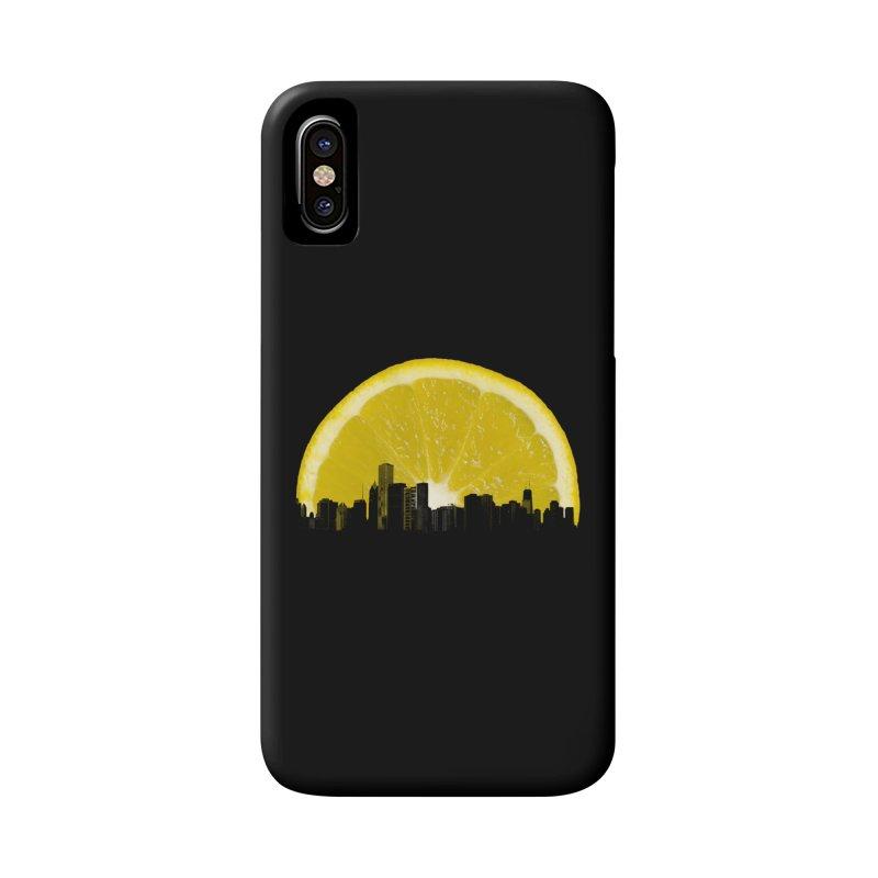 super lemon Accessories Phone Case by sustici's Artist Shop