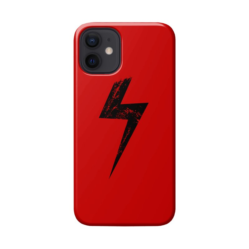 Power Accessories Phone Case by sustici's Artist Shop