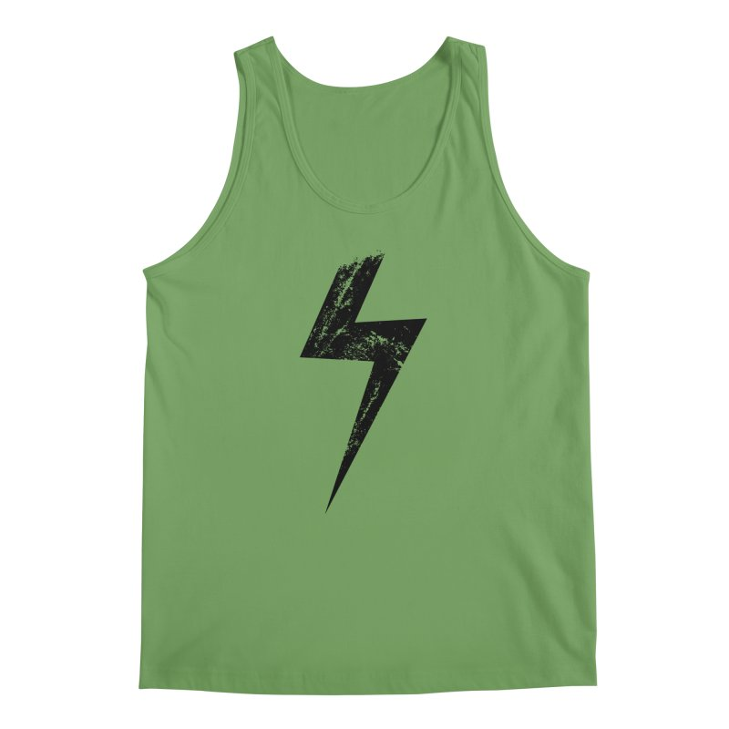 Power Men's Tank by sustici's Artist Shop