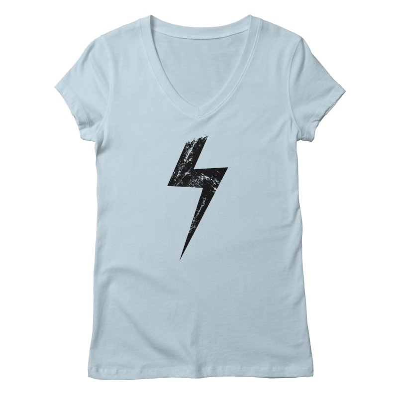 Power Women's V-Neck by sustici's Artist Shop