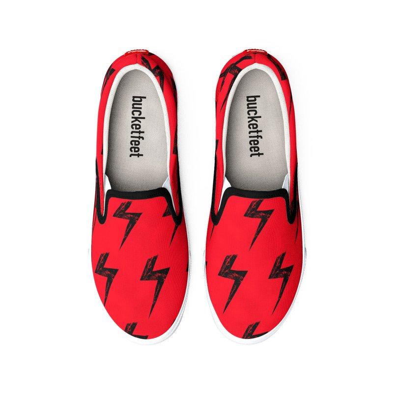 Power Women's Shoes by sustici's Artist Shop