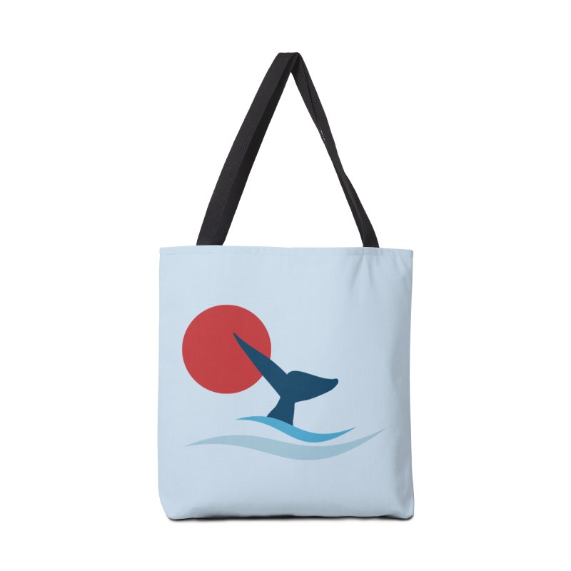 whale Accessories Bag by sustici's Artist Shop