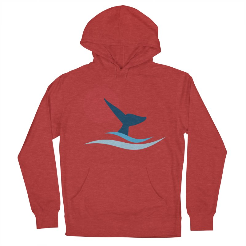 whale Men's Pullover Hoody by sustici's Artist Shop