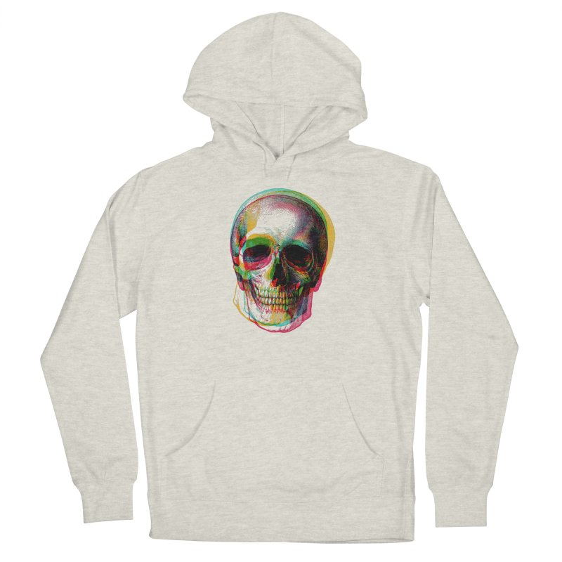Colorfskull Men's Pullover Hoody by sustici's Artist Shop