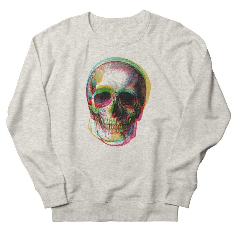 Colorfskull Men's Sweatshirt by sustici's Artist Shop