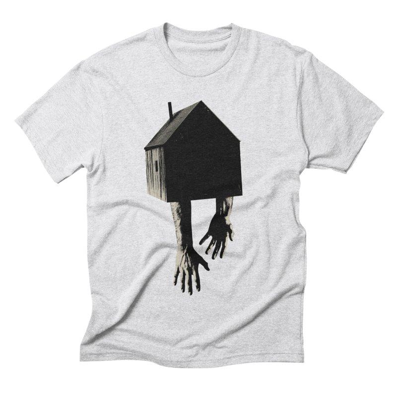 Roots Men's Triblend T-shirt by sustici's Artist Shop