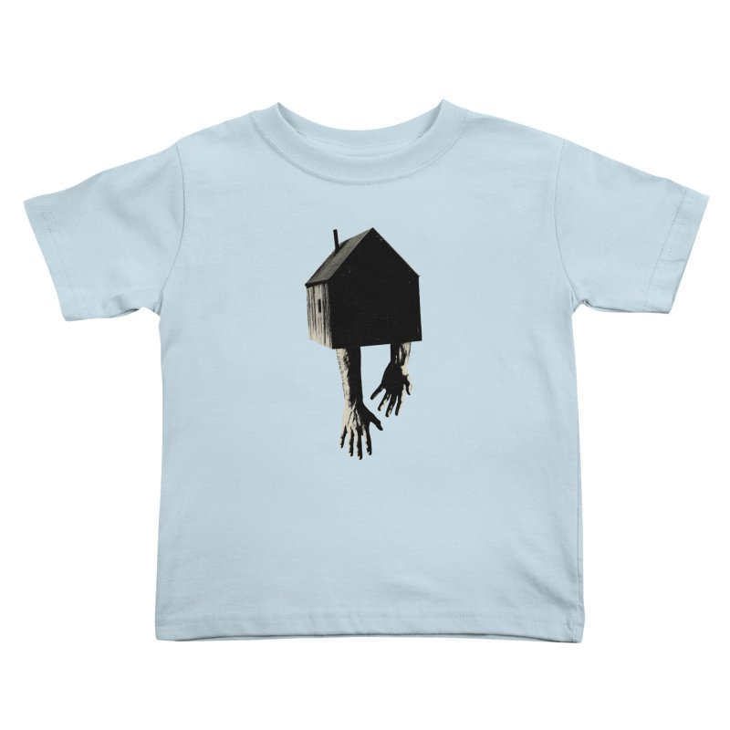 Roots Kids Toddler T-Shirt by sustici's Artist Shop