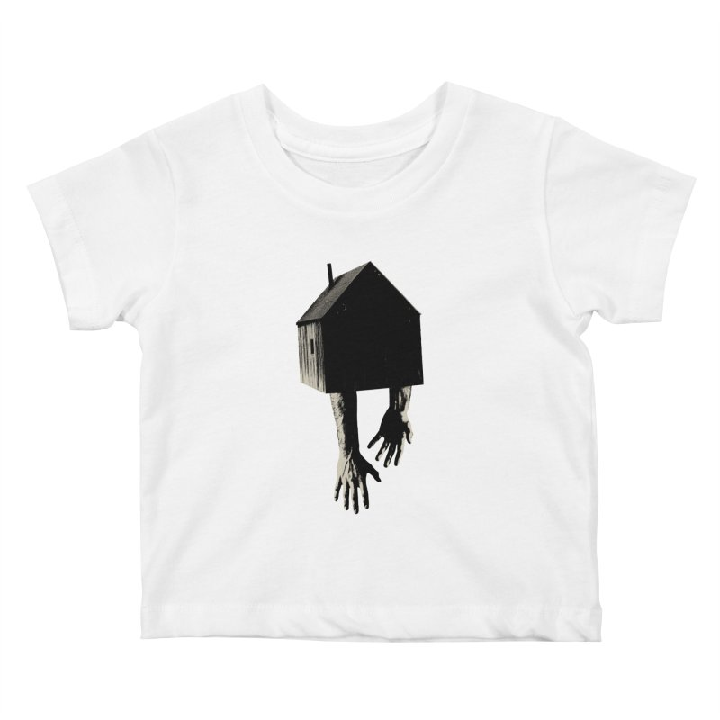 Roots Kids Baby T-Shirt by sustici's Artist Shop