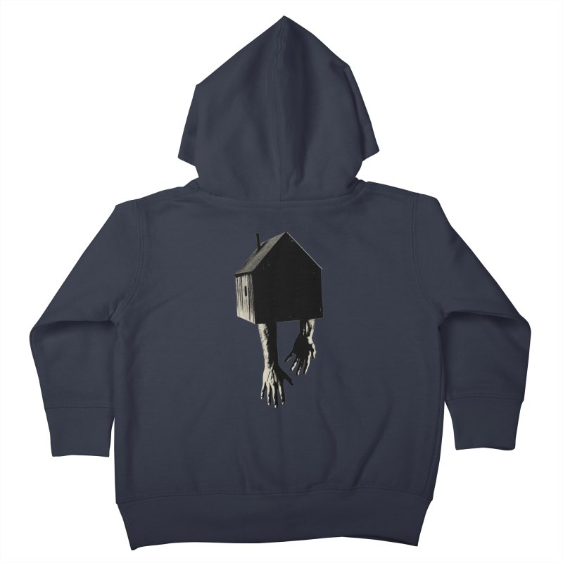 Roots Kids Toddler Zip-Up Hoody by sustici's Artist Shop