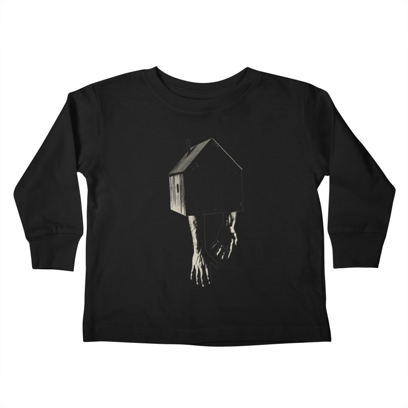 Roots Kids Toddler Longsleeve T-Shirt by sustici's Artist Shop