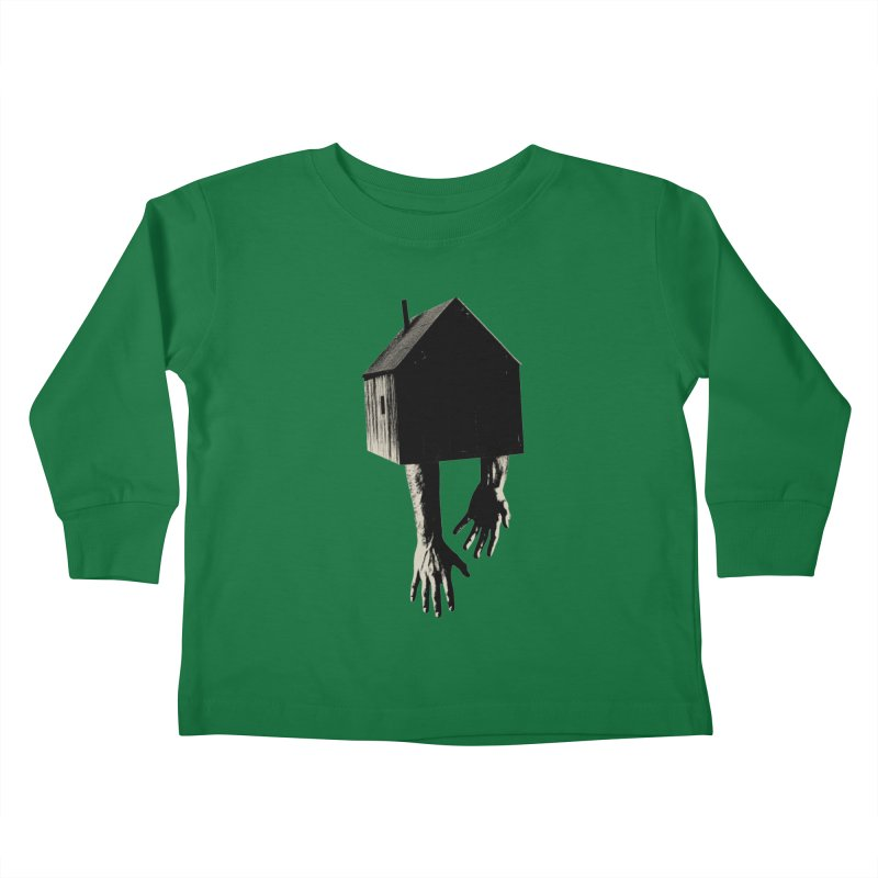 Roots Kids Toddler Longsleeve T-Shirt by sustici's Artist Shop