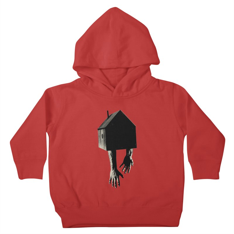 Roots Kids Toddler Pullover Hoody by sustici's Artist Shop