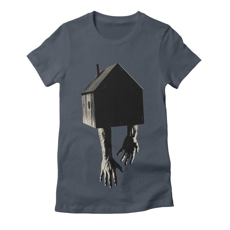 Roots Women's T-Shirt by sustici's Artist Shop