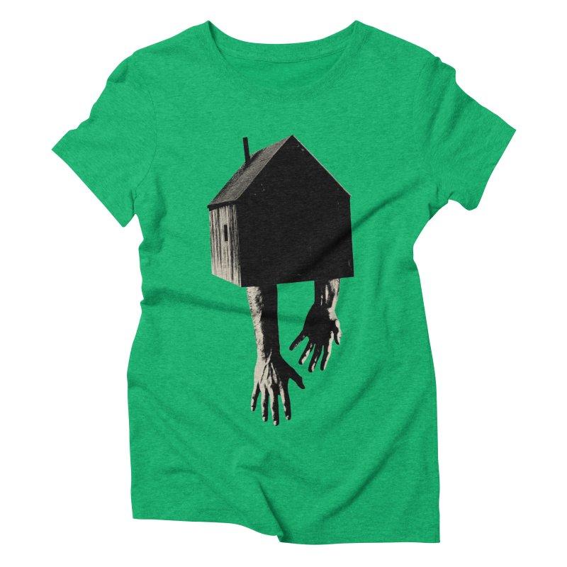 Roots Women's Triblend T-shirt by sustici's Artist Shop