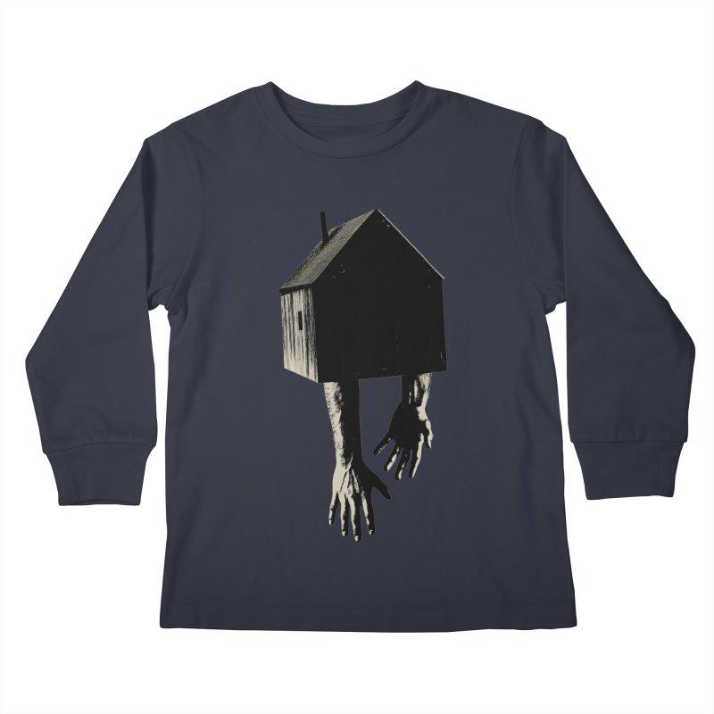 Roots Kids Longsleeve T-Shirt by sustici's Artist Shop