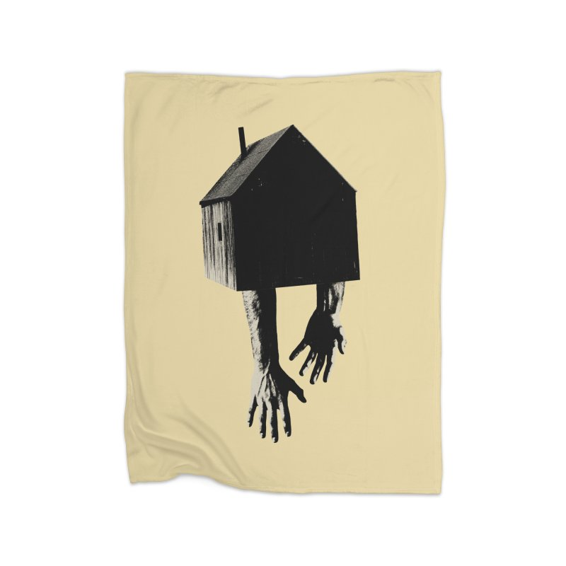 Roots Home Blanket by sustici's Artist Shop