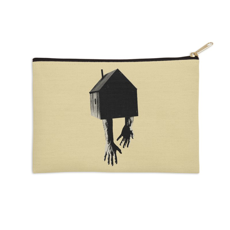 Roots Accessories Zip Pouch by sustici's Artist Shop
