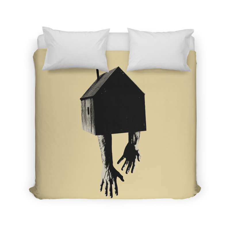 Roots Home Duvet by sustici's Artist Shop