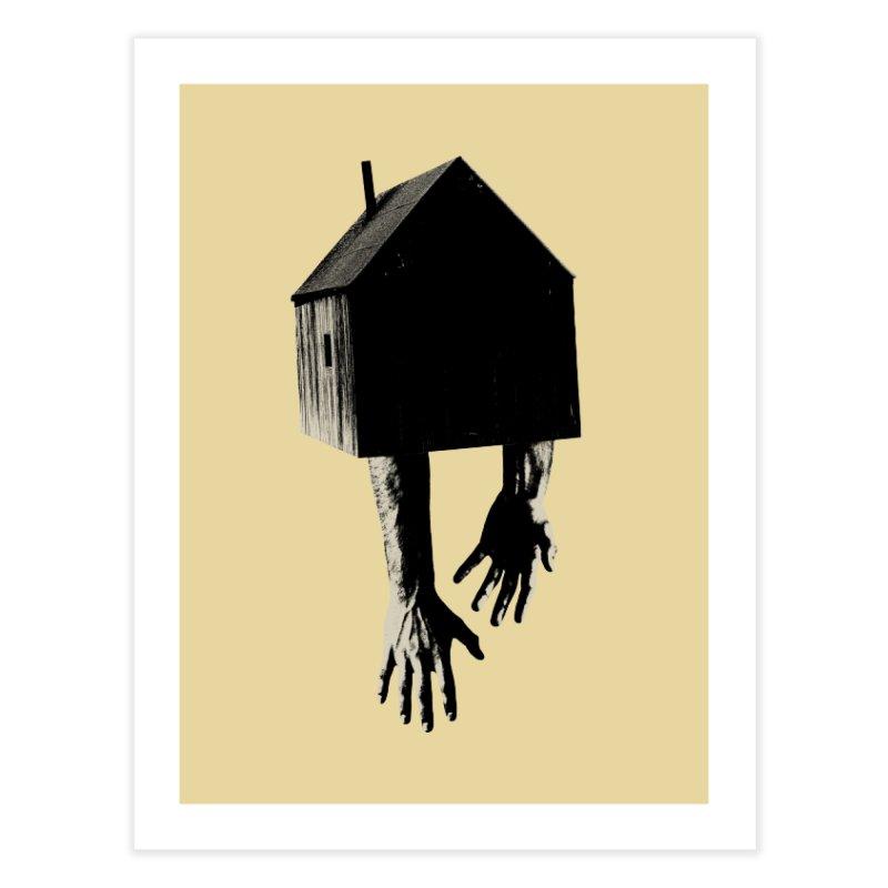 Roots Home Fine Art Print by sustici's Artist Shop