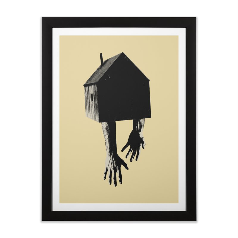 Roots Home Framed Fine Art Print by sustici's Artist Shop