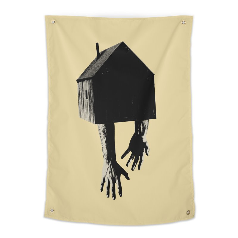 Roots Home Tapestry by sustici's Artist Shop