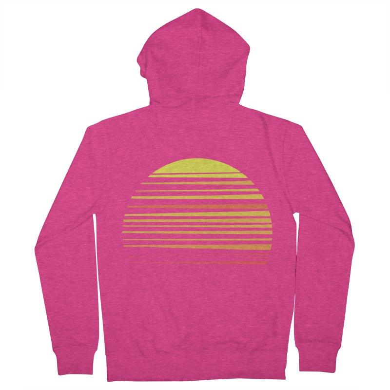 all summer long Women's Zip-Up Hoody by sustici's Artist Shop