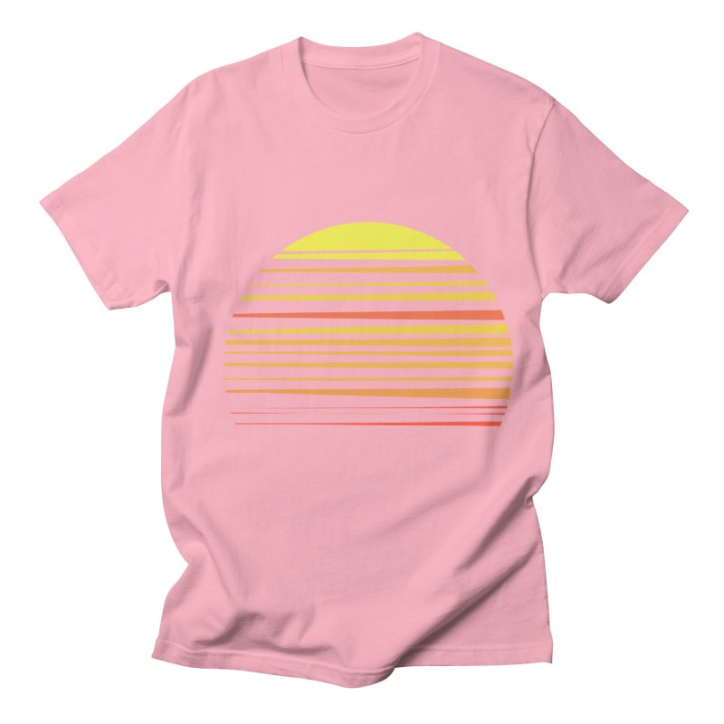all summer long Women's Unisex T-Shirt by sustici's Artist Shop