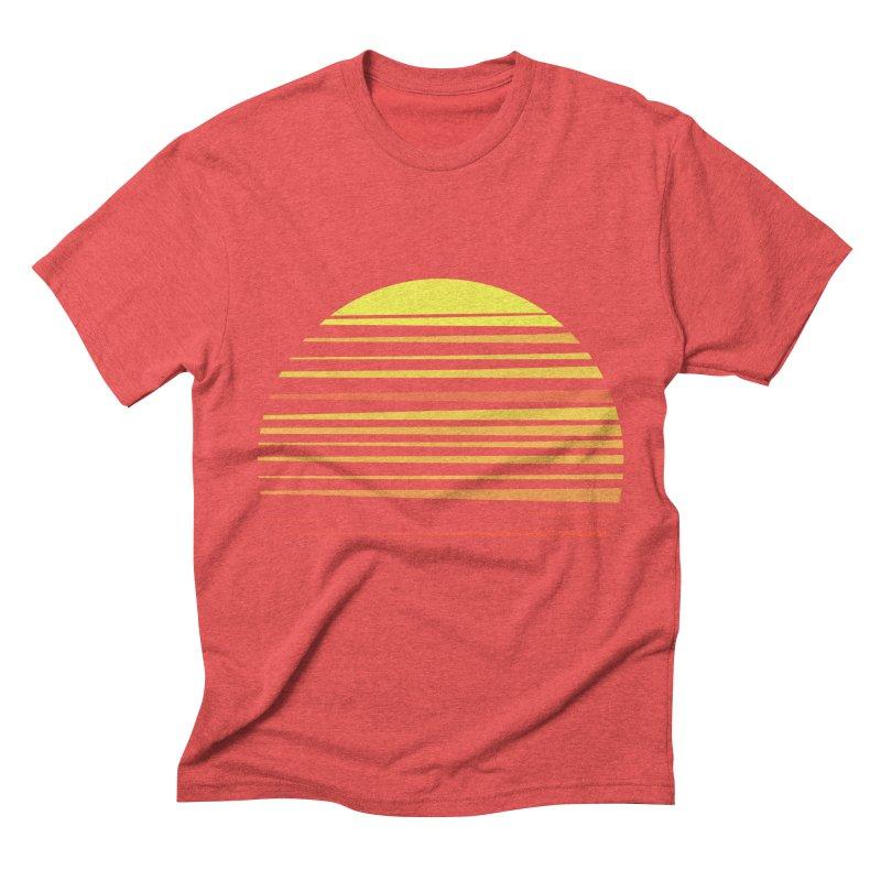 all summer long Men's Triblend T-shirt by sustici's Artist Shop
