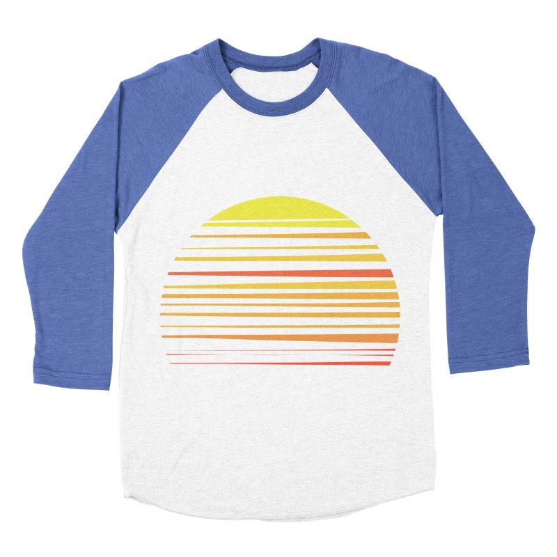 all summer long Women's Baseball Triblend T-Shirt by sustici's Artist Shop