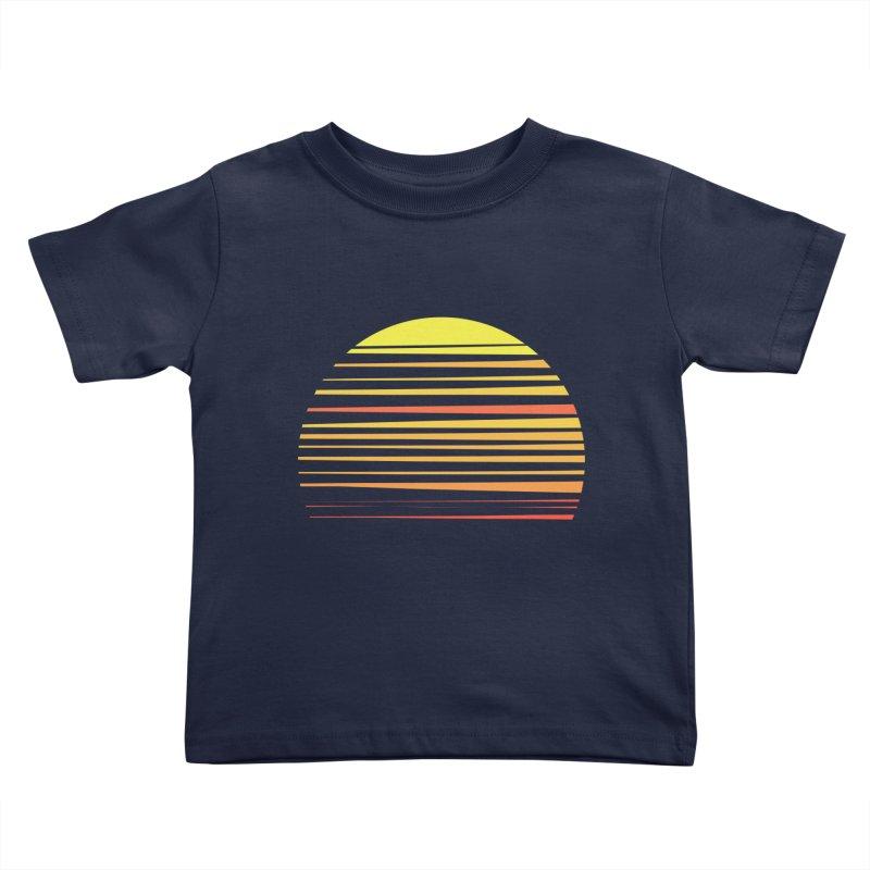 all summer long Kids Toddler T-Shirt by sustici's Artist Shop