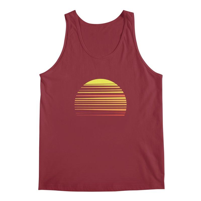 all summer long Men's Tank by sustici's Artist Shop