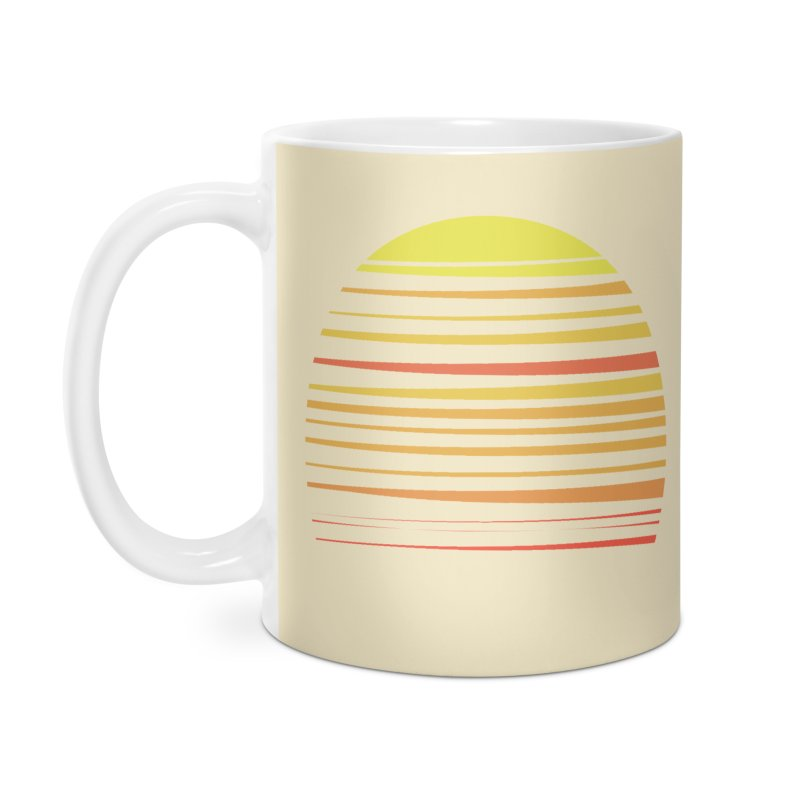 all summer long Accessories Mug by sustici's Artist Shop