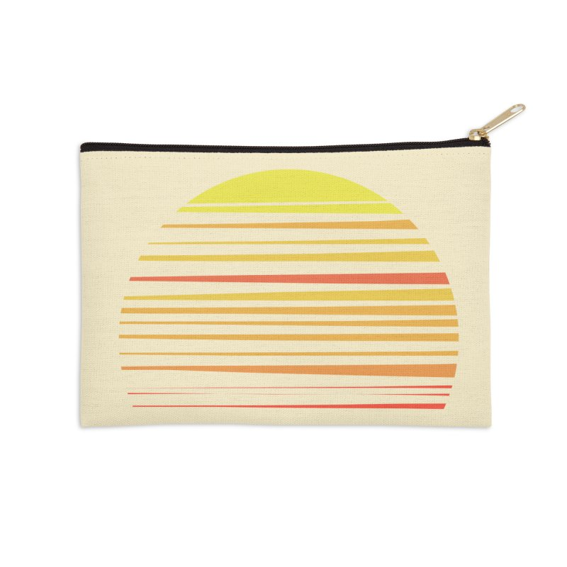 all summer long Accessories Zip Pouch by sustici's Artist Shop