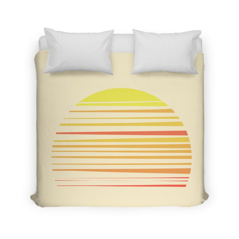 all summer long Home Duvet by sustici's Artist Shop