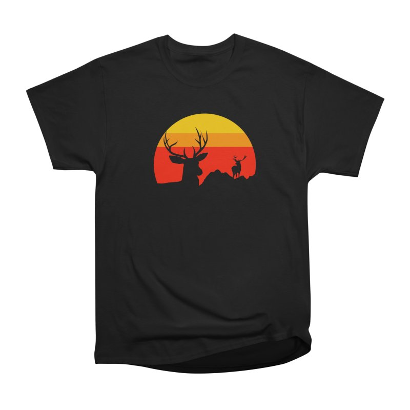 yellowstone Women's Classic Unisex T-Shirt by sustici's Artist Shop